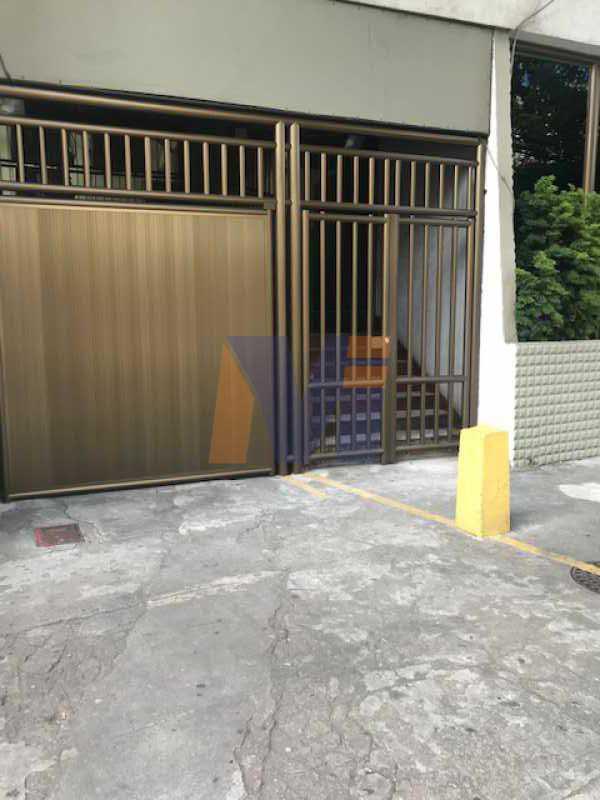 PORTÃO  GARAGEM - Apartamento 2 quartos à venda Tijuca, Rio de Janeiro - R$ 480.000 - PCAP20239 - 15