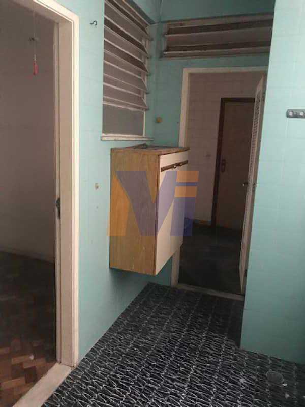 ÁREA SERVIÇO - Apartamento 2 quartos à venda Tijuca, Rio de Janeiro - R$ 480.000 - PCAP20239 - 16