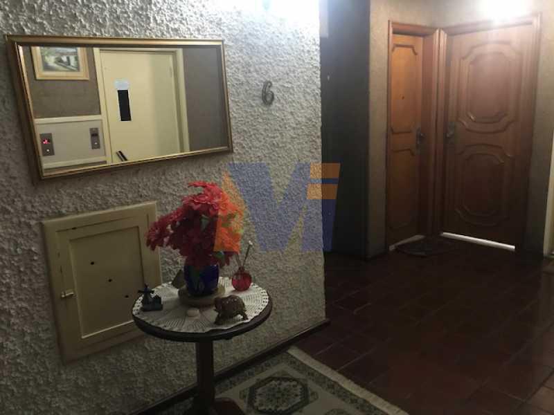 HALL DE ENTRADA  - Apartamento 2 quartos à venda Tijuca, Rio de Janeiro - R$ 480.000 - PCAP20239 - 19