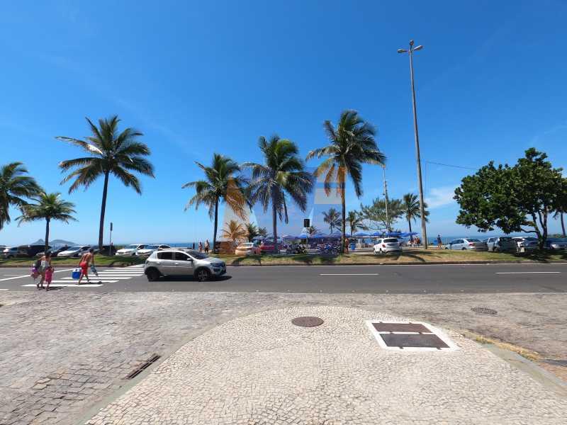 frente do condomínio p/ praia  - Apartamento 3 quartos à venda Barra da Tijuca, Rio de Janeiro - R$ 1.840.000 - PCAP30067 - 4