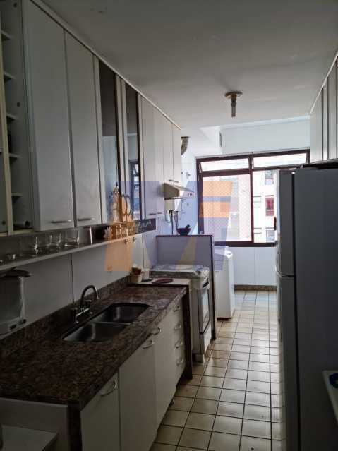 cozinha + área de serviço  - Apartamento 3 quartos à venda Barra da Tijuca, Rio de Janeiro - R$ 1.840.000 - PCAP30067 - 10