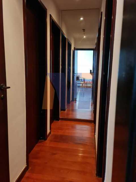 área de circulação  - Apartamento 3 quartos à venda Barra da Tijuca, Rio de Janeiro - R$ 1.840.000 - PCAP30067 - 8