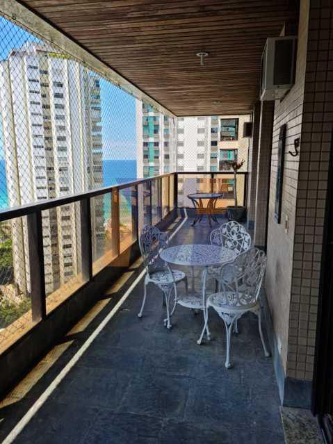 Varandão  - Apartamento 3 quartos à venda Barra da Tijuca, Rio de Janeiro - R$ 1.840.000 - PCAP30067 - 7