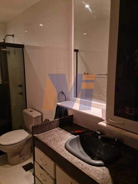 banheiro social  - Apartamento 3 quartos à venda Barra da Tijuca, Rio de Janeiro - R$ 1.840.000 - PCAP30067 - 11