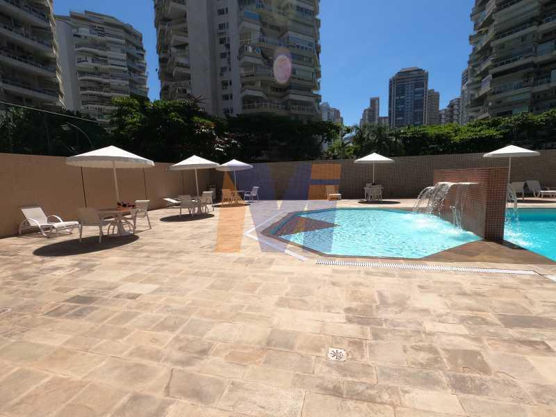 piscina  - Apartamento 3 quartos à venda Barra da Tijuca, Rio de Janeiro - R$ 1.840.000 - PCAP30067 - 12