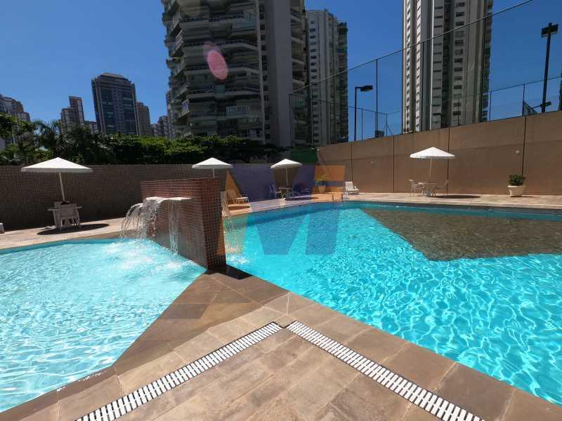 conjunto de piscina  - Apartamento 3 quartos à venda Barra da Tijuca, Rio de Janeiro - R$ 1.840.000 - PCAP30067 - 13