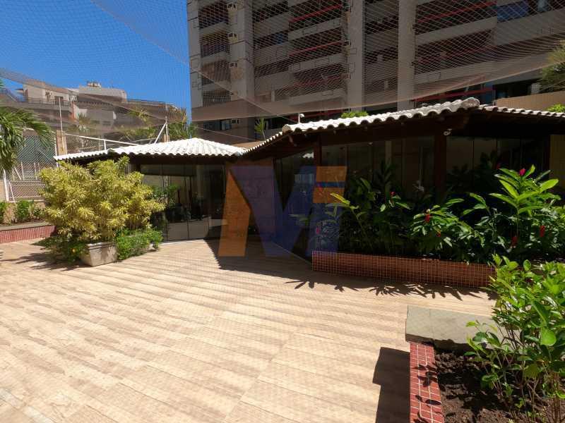 área goumert  - Apartamento 3 quartos à venda Barra da Tijuca, Rio de Janeiro - R$ 1.840.000 - PCAP30067 - 14