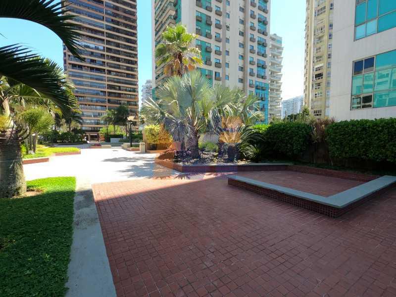 área de circulação do condomín - Apartamento 3 quartos à venda Barra da Tijuca, Rio de Janeiro - R$ 1.840.000 - PCAP30067 - 16