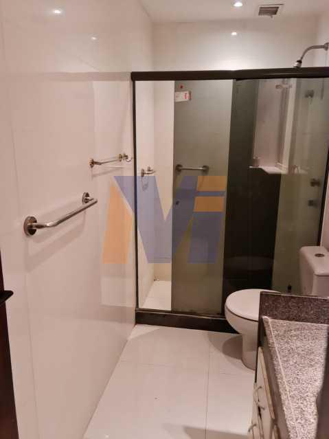 banheiro social  - Apartamento 3 quartos à venda Barra da Tijuca, Rio de Janeiro - R$ 1.840.000 - PCAP30067 - 17