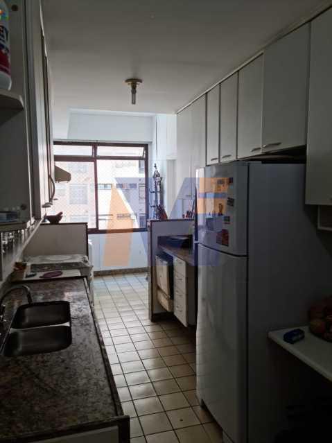 cozinha  - Apartamento 3 quartos à venda Barra da Tijuca, Rio de Janeiro - R$ 1.840.000 - PCAP30067 - 20