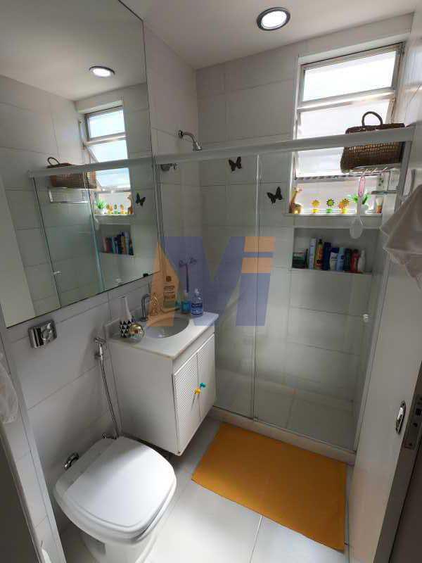 G0340814 - Apartamento à venda Rua Conde de Bonfim,Tijuca, Rio de Janeiro - R$ 380.000 - PCAP20241 - 4