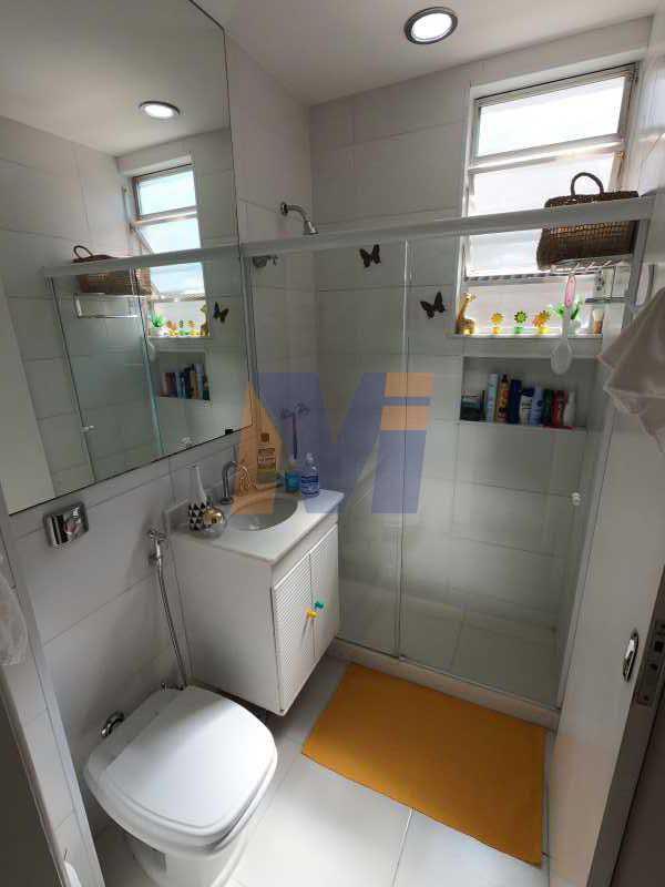 G0340815 - Apartamento à venda Rua Conde de Bonfim,Tijuca, Rio de Janeiro - R$ 380.000 - PCAP20241 - 5