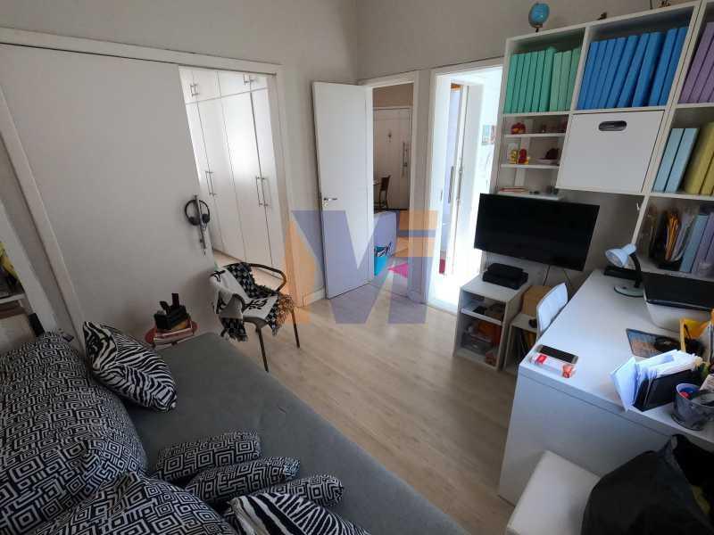 G0360826 - Apartamento à venda Rua Conde de Bonfim,Tijuca, Rio de Janeiro - R$ 380.000 - PCAP20241 - 8