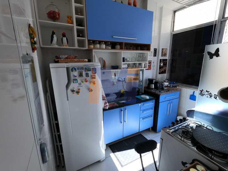 G0370831 - Apartamento à venda Rua Conde de Bonfim,Tijuca, Rio de Janeiro - R$ 380.000 - PCAP20241 - 10