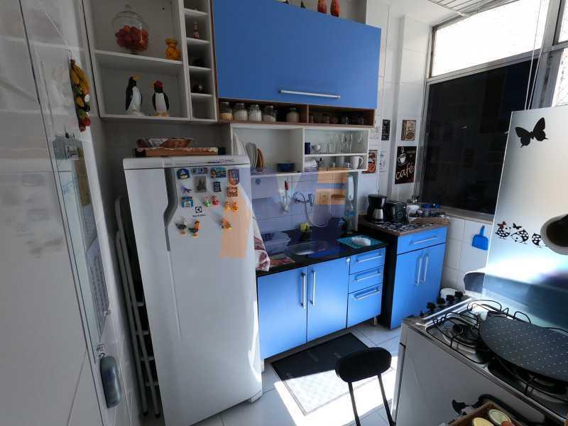 G0370832 - Apartamento à venda Rua Conde de Bonfim,Tijuca, Rio de Janeiro - R$ 380.000 - PCAP20241 - 11
