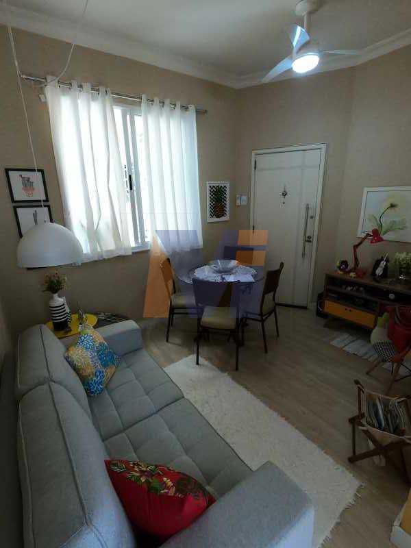 GOPR0810 - Apartamento à venda Rua Conde de Bonfim,Tijuca, Rio de Janeiro - R$ 380.000 - PCAP20241 - 12