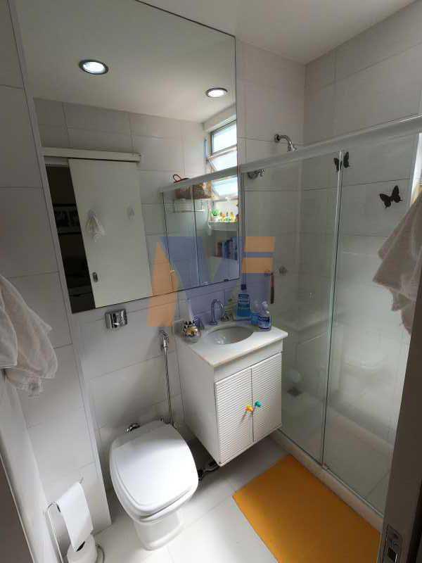 GOPR0816 - Apartamento à venda Rua Conde de Bonfim,Tijuca, Rio de Janeiro - R$ 380.000 - PCAP20241 - 14