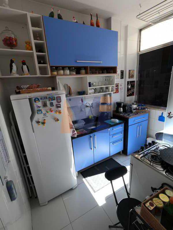 GOPR0817 - Apartamento à venda Rua Conde de Bonfim,Tijuca, Rio de Janeiro - R$ 380.000 - PCAP20241 - 15