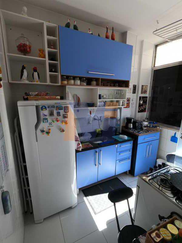 GOPR0818 - Apartamento à venda Rua Conde de Bonfim,Tijuca, Rio de Janeiro - R$ 380.000 - PCAP20241 - 16