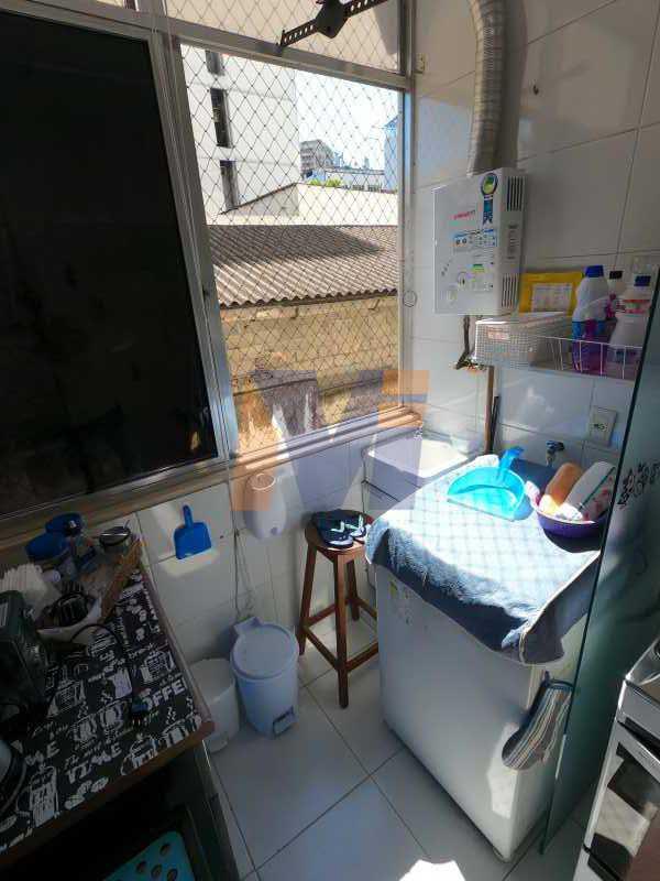 GOPR0819 - Apartamento à venda Rua Conde de Bonfim,Tijuca, Rio de Janeiro - R$ 380.000 - PCAP20241 - 17