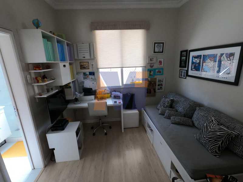 GOPR0829 - Apartamento à venda Rua Conde de Bonfim,Tijuca, Rio de Janeiro - R$ 380.000 - PCAP20241 - 23