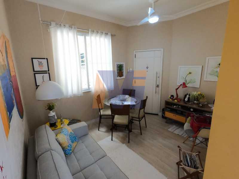 GOPR0830 - Apartamento à venda Rua Conde de Bonfim,Tijuca, Rio de Janeiro - R$ 380.000 - PCAP20241 - 24