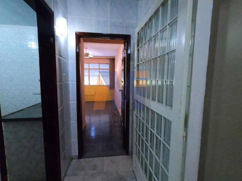 ENTRADA DO APRTAMENTO - Apartamento 2 quartos à venda Vista Alegre, Rio de Janeiro - R$ 265.000 - PCAP20242 - 3