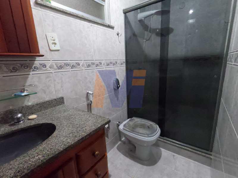 BANHEIRO DECORADO  - Apartamento 2 quartos à venda Vista Alegre, Rio de Janeiro - R$ 265.000 - PCAP20242 - 7