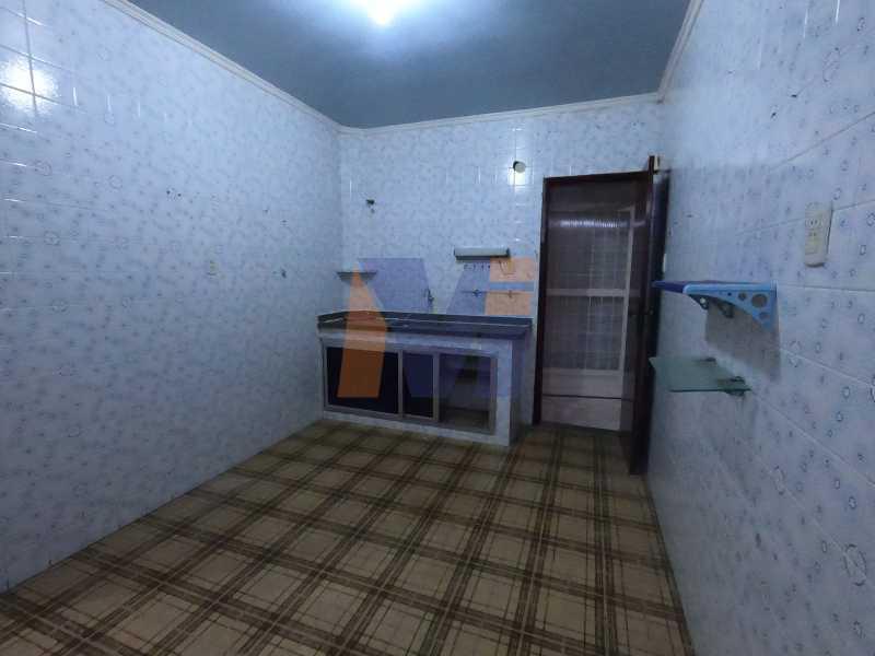 COZINHA ESPAÇOSA - Apartamento 2 quartos à venda Vista Alegre, Rio de Janeiro - R$ 265.000 - PCAP20242 - 8