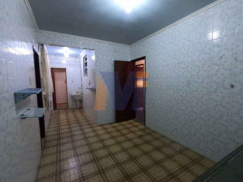 COZINHA E ÁREA SEPARADA - Apartamento 2 quartos à venda Vista Alegre, Rio de Janeiro - R$ 265.000 - PCAP20242 - 10
