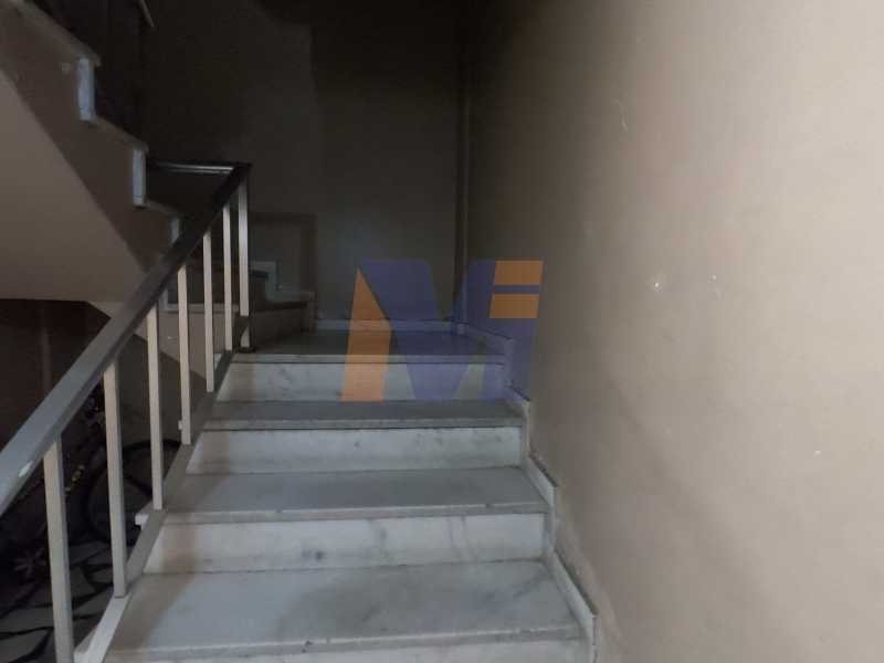 ESCADA PRÉDIO EM MARMORE - Apartamento 2 quartos à venda Vista Alegre, Rio de Janeiro - R$ 265.000 - PCAP20242 - 14