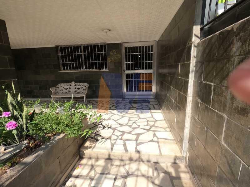 ENTRADA DO PRÉDIO  - Apartamento 2 quartos à venda Vista Alegre, Rio de Janeiro - R$ 265.000 - PCAP20242 - 16