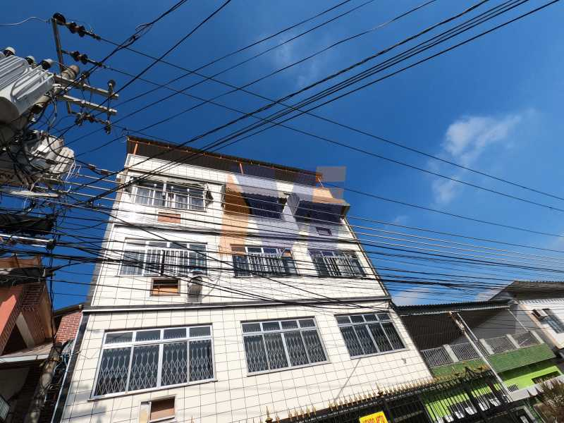 FACHADA DO PRÉDIO  - Apartamento 2 quartos à venda Vista Alegre, Rio de Janeiro - R$ 265.000 - PCAP20242 - 21