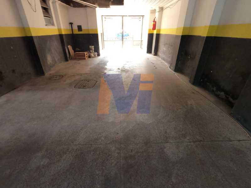 ENTRADA DA GARAGEM AUTOMATICA - Apartamento 2 quartos à venda Vista Alegre, Rio de Janeiro - R$ 265.000 - PCAP20242 - 22