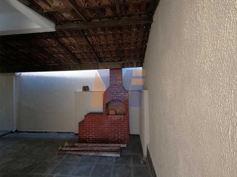CHURRASQUEIRA EXCLUSIVA - Apartamento 2 quartos para alugar Braz de Pina, Rio de Janeiro - R$ 1.200 - PCAP20249 - 1