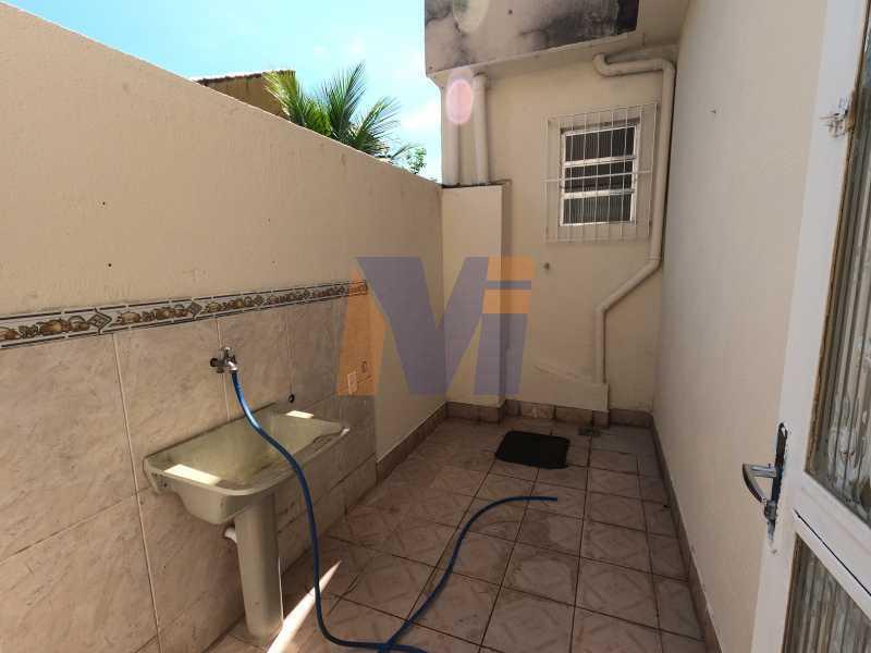 ÁREA DE SERVIÇO EXTERNA - Apartamento 2 quartos para alugar Braz de Pina, Rio de Janeiro - R$ 1.200 - PCAP20249 - 6
