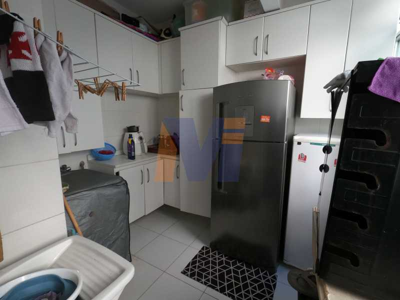 ÁREA CONJUGADA COZINHA - Apartamento 2 quartos à venda Cachambi, Rio de Janeiro - R$ 240.000 - PCAP20252 - 6