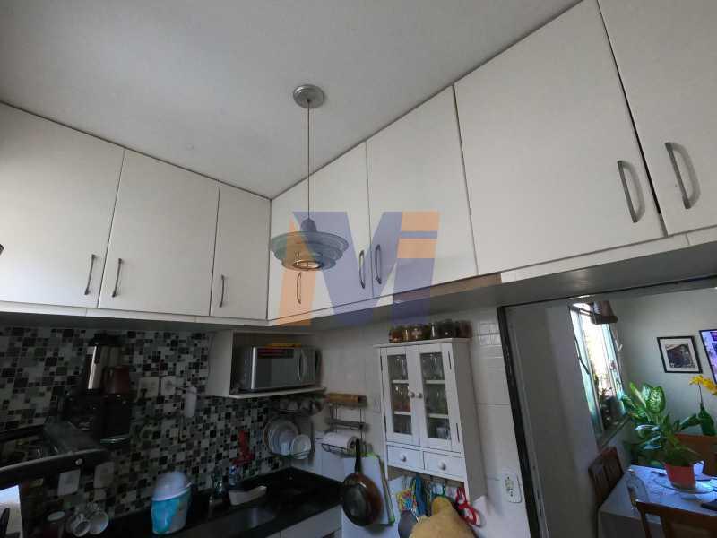 ARMÁRIOS DA COZINHA - Apartamento 2 quartos à venda Cachambi, Rio de Janeiro - R$ 240.000 - PCAP20252 - 10