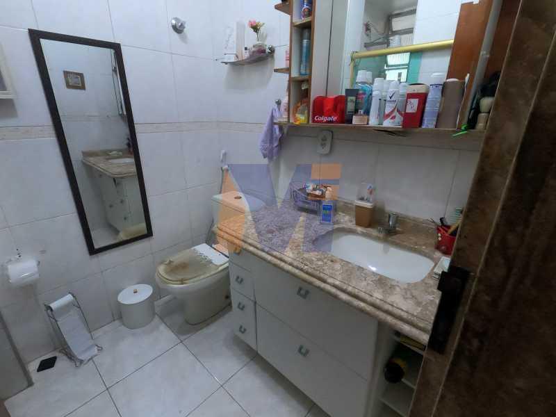 BANHEIRO SOCIAL  - Apartamento 2 quartos à venda Cachambi, Rio de Janeiro - R$ 240.000 - PCAP20252 - 12