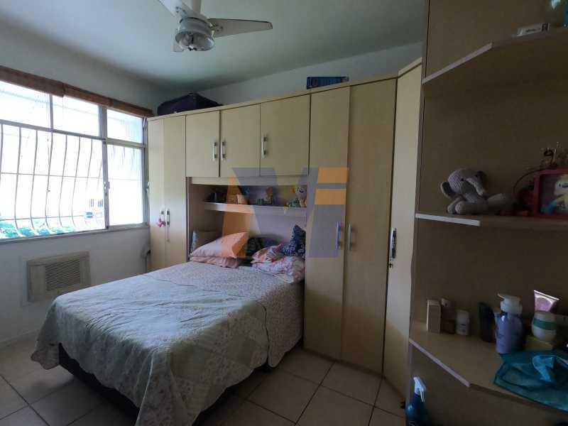 QUARTO CASAL - Apartamento 2 quartos à venda Cachambi, Rio de Janeiro - R$ 240.000 - PCAP20252 - 15