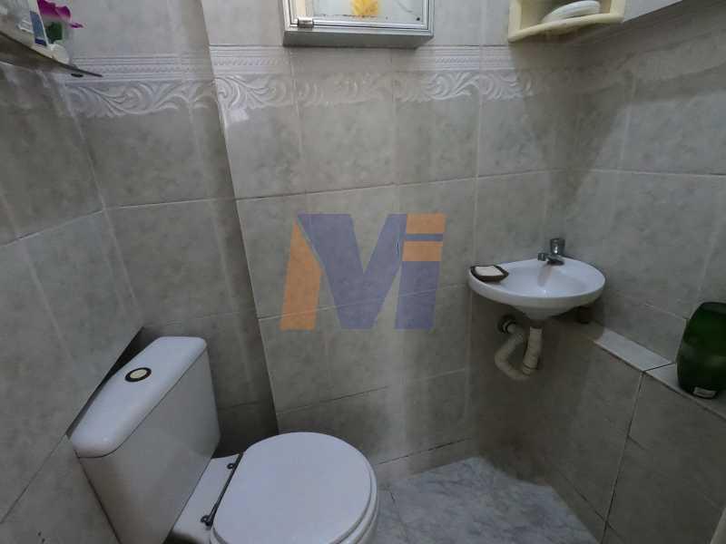 BANHEIRO SUITE - Apartamento 2 quartos à venda Cachambi, Rio de Janeiro - R$ 240.000 - PCAP20252 - 17