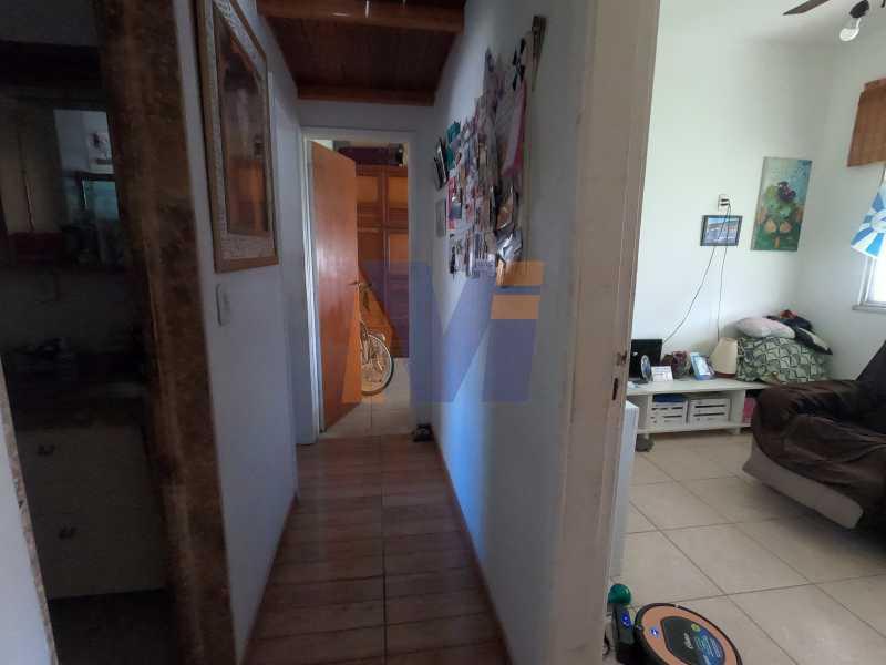 CORREDOR - Apartamento 2 quartos à venda Cachambi, Rio de Janeiro - R$ 240.000 - PCAP20252 - 18