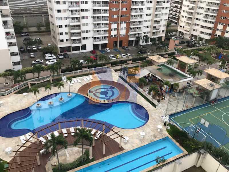 PISCINAS - Apartamento 2 quartos à venda Vicente de Carvalho, Rio de Janeiro - R$ 380.000 - PCAP20253 - 4
