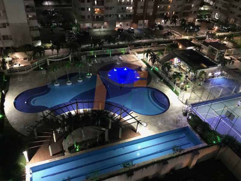 PISCINA NOITE  - Apartamento 2 quartos à venda Vicente de Carvalho, Rio de Janeiro - R$ 380.000 - PCAP20253 - 1