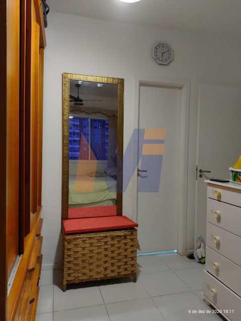 QUARTO 01 - Apartamento 2 quartos à venda Vicente de Carvalho, Rio de Janeiro - R$ 380.000 - PCAP20253 - 8