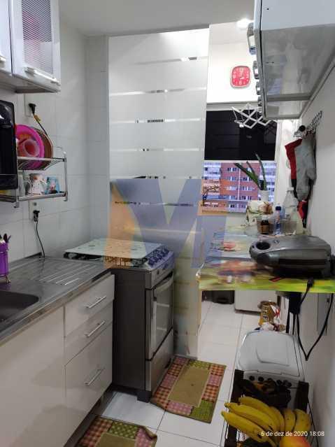COZINHA  - Apartamento 2 quartos à venda Vicente de Carvalho, Rio de Janeiro - R$ 380.000 - PCAP20253 - 9