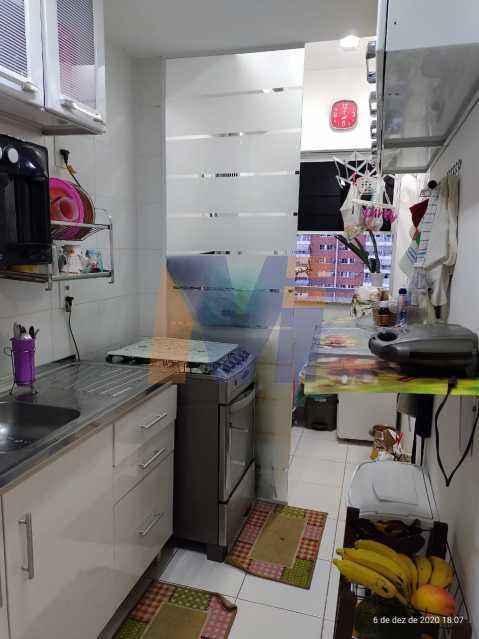 COZINHA - Apartamento 2 quartos à venda Vicente de Carvalho, Rio de Janeiro - R$ 380.000 - PCAP20253 - 12