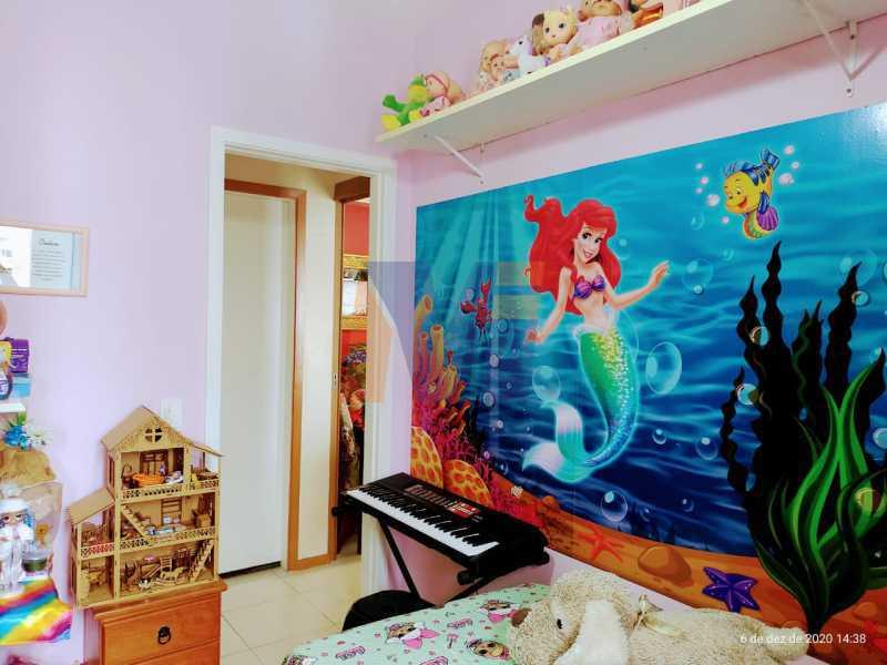 QUARTO  - Apartamento 2 quartos à venda Vicente de Carvalho, Rio de Janeiro - R$ 380.000 - PCAP20253 - 15