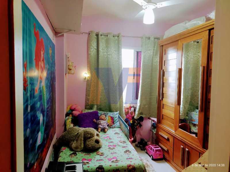 QUARTO  - Apartamento 2 quartos à venda Vicente de Carvalho, Rio de Janeiro - R$ 380.000 - PCAP20253 - 16