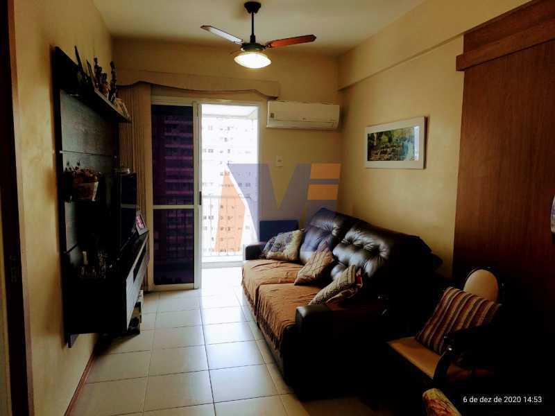 SALA AMPLA - Apartamento 2 quartos à venda Vicente de Carvalho, Rio de Janeiro - R$ 380.000 - PCAP20253 - 17